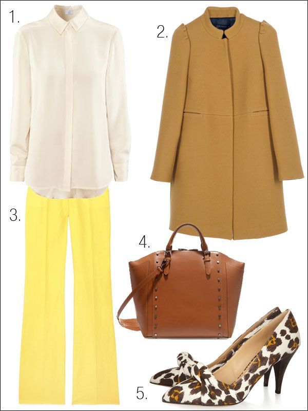 One of these office outfits, totally appropriate for Happy Hour coctails...