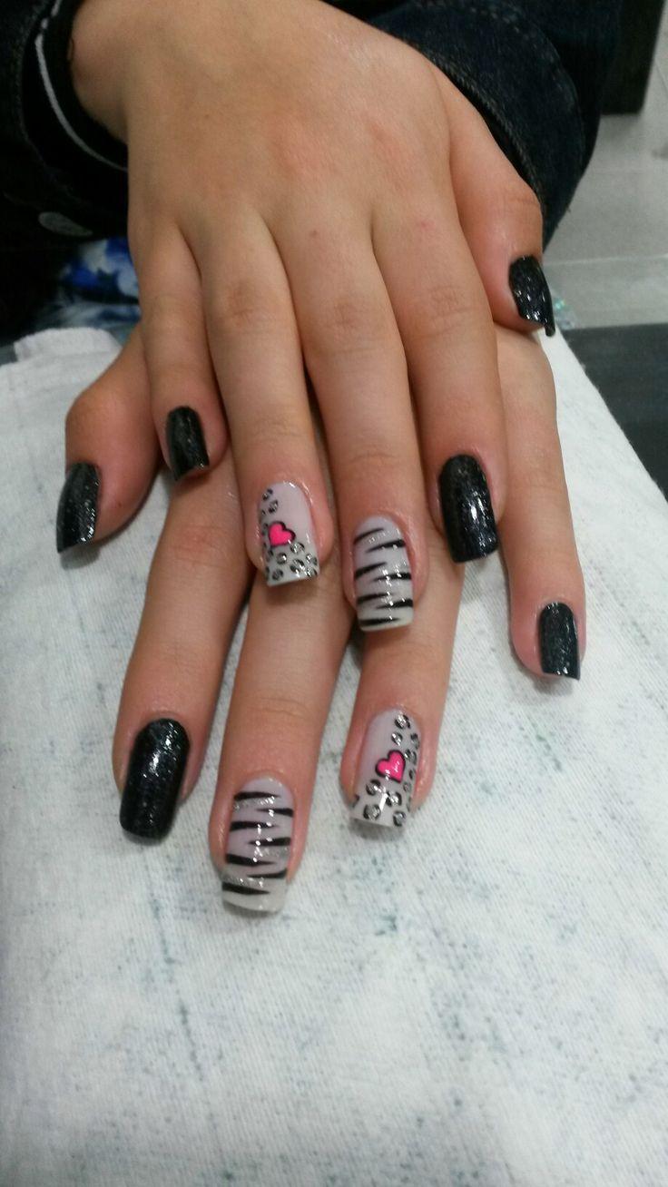 Mejores 19 imágenes de nails stylograph en Pinterest | Arte de uñas ...
