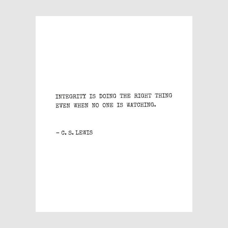integrity print - monoshop
