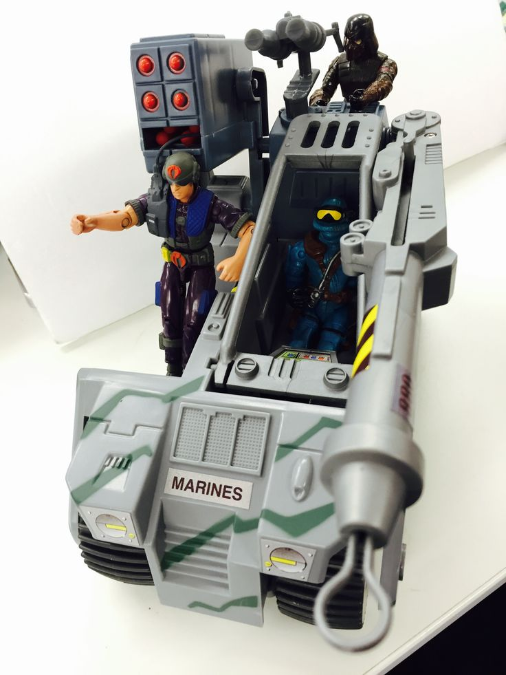 Aliens/Space Marine Stinger XT-37(Kenner)