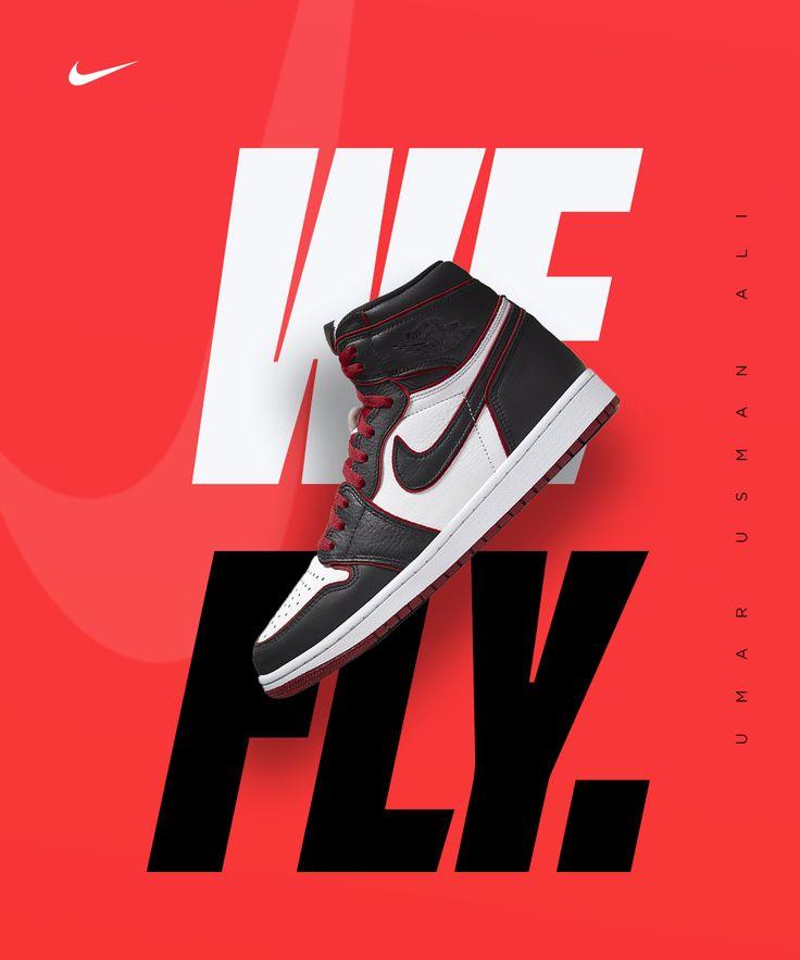 Nike Poster Design in 2021 | Fashion poster design, Sneaker ...