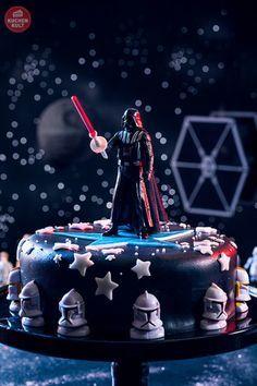 Star Wars, Geburtstagstorte, Kindergeburtstag, Mottoparty