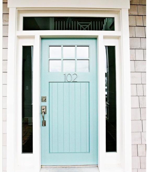 Aqua door home decor ideas pinterest for Pocket front door