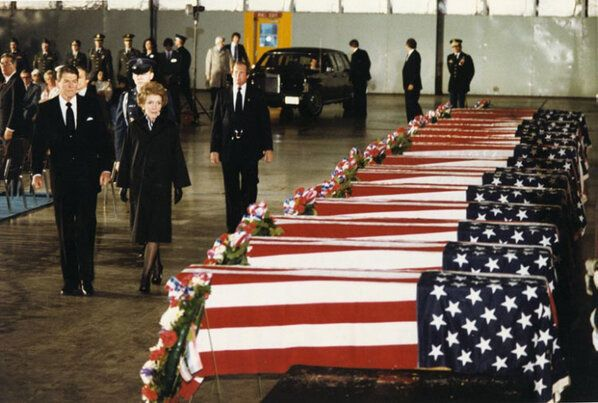 Reagan would not add additional security and 241 US military died in BEIRUT bombing.  #BEIRUT >> Republicans can own that!  ....