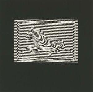 Zebra - (Victor Vasarely)