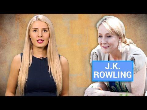 welcome to the real world jk rowling youtube - Joanne K Rowling Lebenslauf