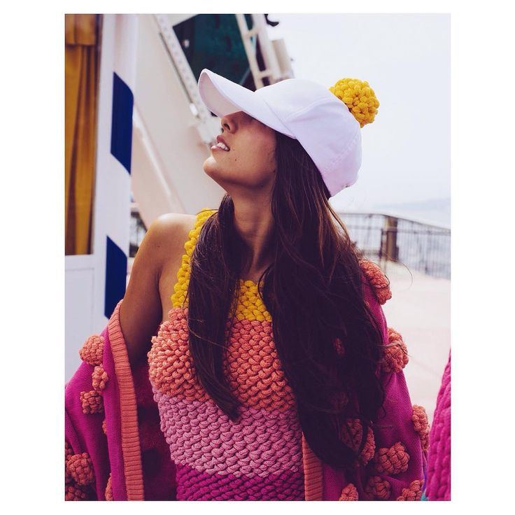 Aitana Baeza Knits - #Beautiful #oopsloops #textile #texture ...