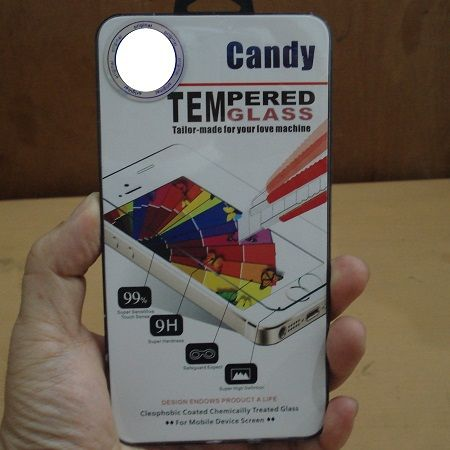 Candy Tampered Glass Screen Protector for Samsung G. Core