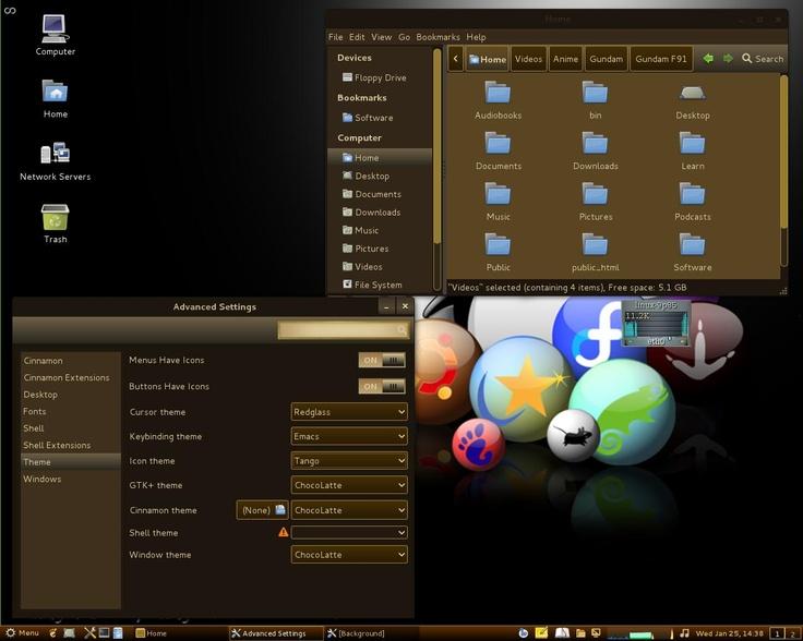 How To Install Cinnamon Desktop On Fedora 17 #Technology #stepbystep