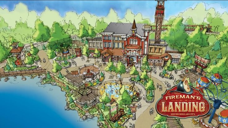 Sound the alarm as Silver Dollar City debuts 10 NEW Family Adventures coming Spring 2015! Centered around the headquarters of Station No. 3, Fireman's Landing is designed with the atmosphere and theming of an old-time volunteer firefighter recruitment fair with activities set up to test the skills of even the youngest would-be recruits. The addition to our 1880's city encompasses nearly 2 acres and increases the park's attractions adding six family rides and four interactive play zones.