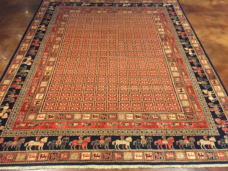 Pazyryk Rug The Is Another Of My Favorite Oriental Rugs
