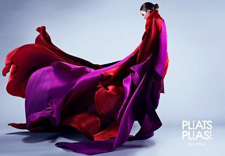 Icon of the Week: Issey Miyake | tongue in chic
