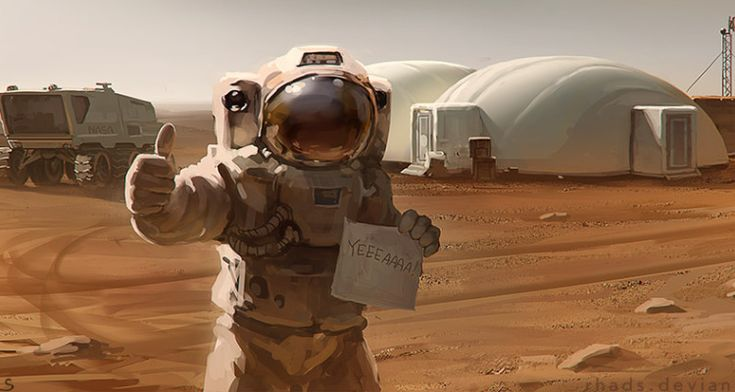 THE MARTIAN  An Easy A Movie Review - http://movietvtechgeeks.com/the-martian-an-easy-a-movie-review/-The Martian is an amazing movie. There really is not other way of putting it. From its cinematography to its storyline to it triumphant ending, everything about it is perfect. I am telling you now. I give this movie an A+!