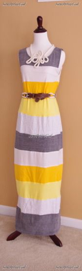 DIY maxi dress from hubby's old t-shirts! (Lots of cute maxis on this blog)    I am going to try and make this if I succeed I HAVE A FEELING IM GOINT TO BE WEARING ALOT OF DRESSES THIS SUMMER