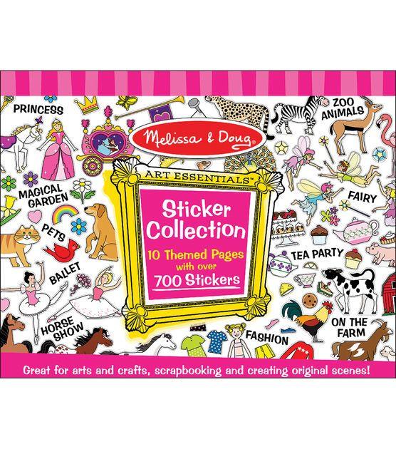 Sticker Collection-Pink
