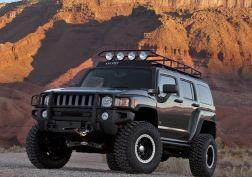 2009 Hummer H3 Moab Concept 4x4 suv h-3 wallpaper