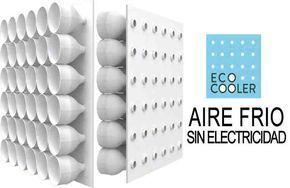 ¿Sabes cómo hacer un climatizador gratuito que no utiliza electricidad? #aire #frio #sinelectricidad #ecocooler