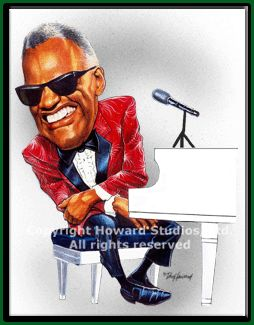 Ray Charles - I'm currently stuck on Ray Charles!! Definite pick me up!