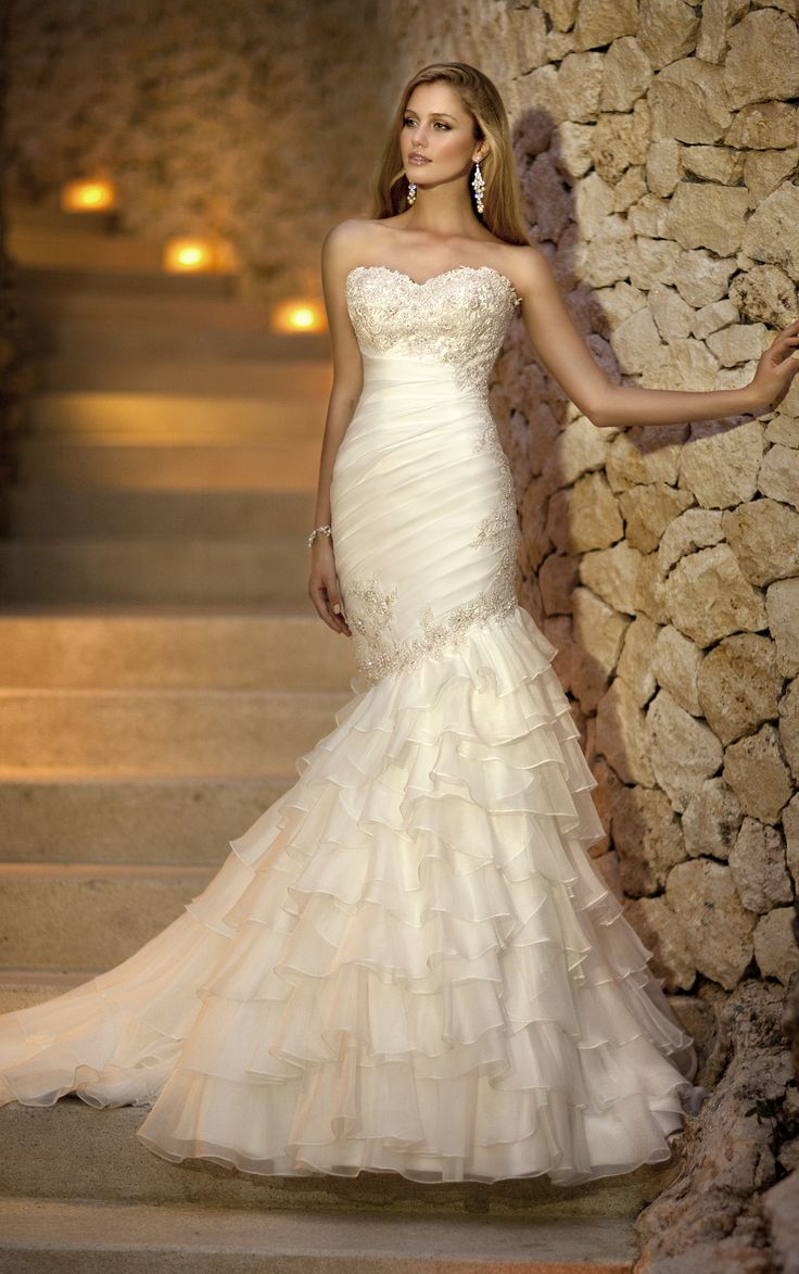 19 best images about wedding gowns on pinterest legends for How much do stella york wedding dresses cost