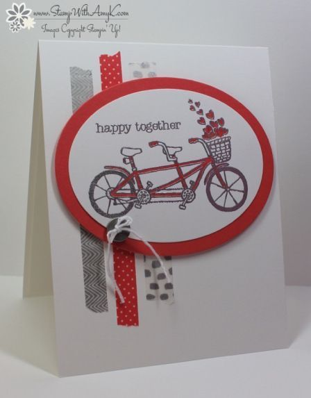 Stampin' Up! Pedal Pusher Sneak Peek