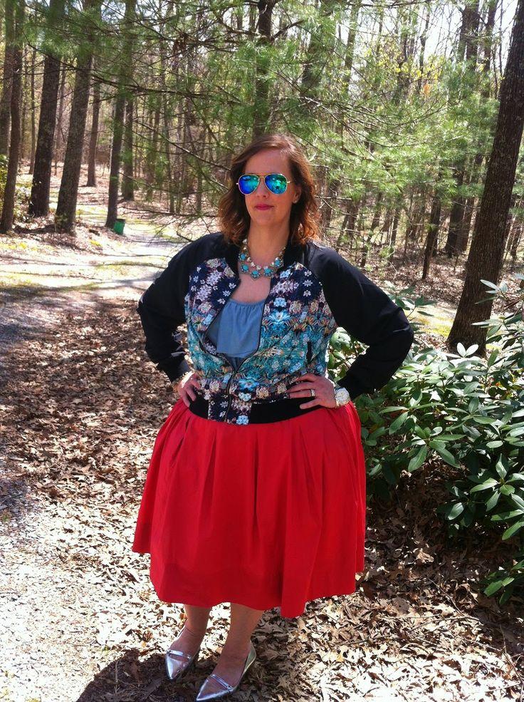 Real Girl Runway: My Easter Duds