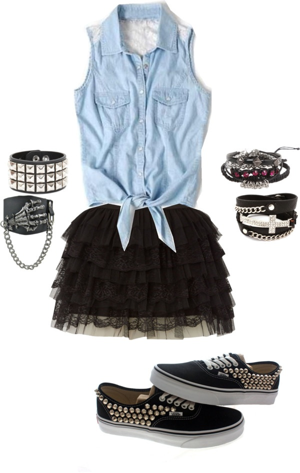 U0026quot;Untitled.u0026quot; by silence-hospital liked on Polyvore | Fashion | Pinterest | Black heart Polyvoreu2026