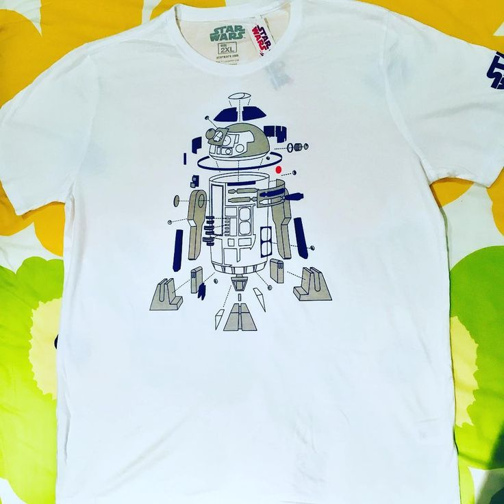 R2D2 Deconstructed Star Wars T-shirt.  Official Star Wars/Disney merchandise.  100% cotton. White t-shirt.  Limited quantities.  Sizes: S M L XL 2XL 3XL 4XL.  https://urbangeekshop.com/products/r2d2-deconstructed-star-wars-t-shirt  COD is available for buyers at Puchong Cyberjaya & Putrajaya.  #starwars #r2d2 #starwarsfan #hansolo #hansolomovie #starwarstshirt