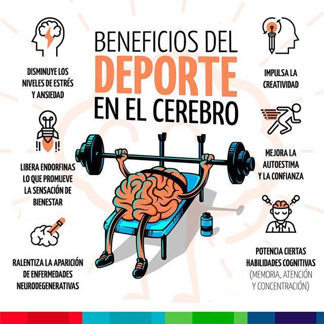 Cuál De Estos Beneficios Te Motiva Más Hacer Deporte Beneficios Del Ejercicio Actividad Fisica Y Salud Educación Para La Salud