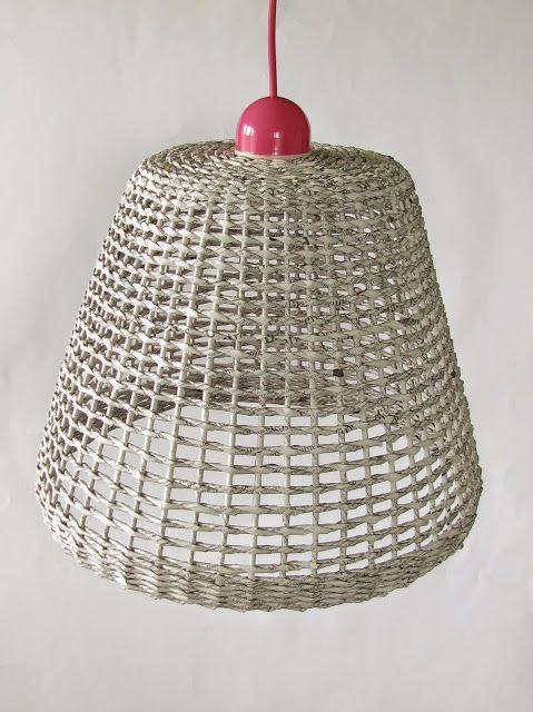 Le Monde lamps - project Kasia Herman-Janiec
