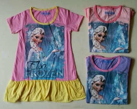 Elsa Dress Pink Rp45.000/pcs USD $4.5 Size anak: 4,5,6,7,8 thn Size kids: 4,5,6,7,8 years WORLDWIDE SHIPPING  How To Order: SMS : 08128123061 PIN BBM : 7DAE07CA / 235E3A9E E-mail : bluetree72@yahoo.com For outside Indonesia you can contact us via: E-mail : bluetree72@yahoo.com Twitter : @BlueTree_Store Note : -All of the products price does not include Shipping -No Refund,Return,Cancel. (except if there's damage on the products)