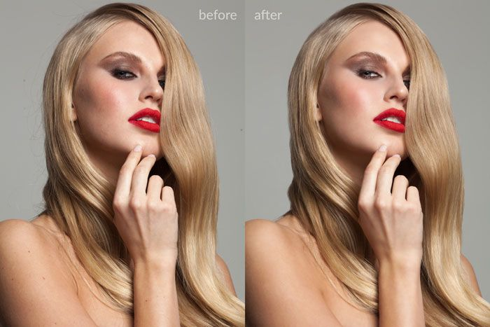 For high end glamour photo retouching feel free to visit www.imagerepairing.com