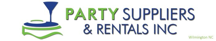 Party suppliers and rentals wilmington, nc