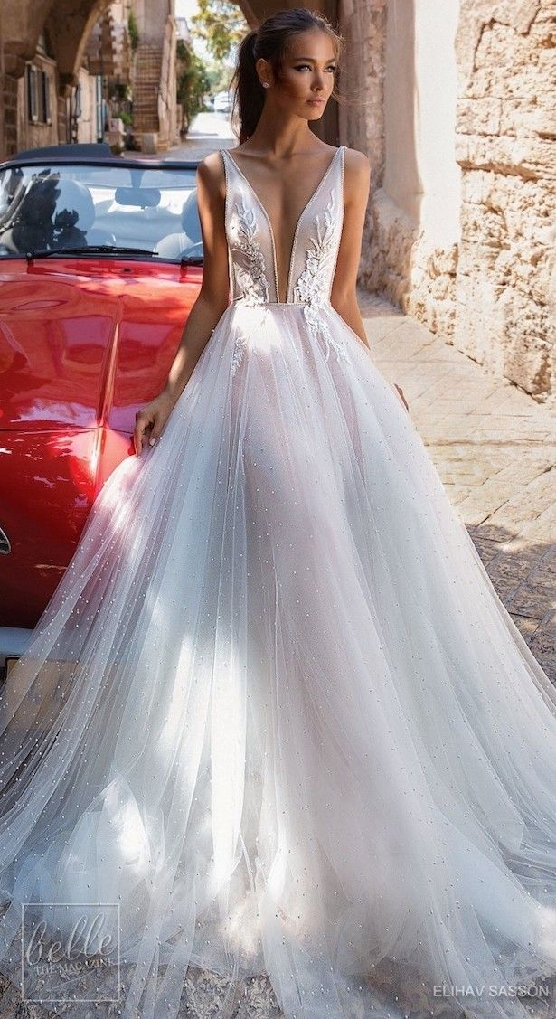 Princess Ball Gown Wedding Dresses For A Fairytale Wedding Sew In