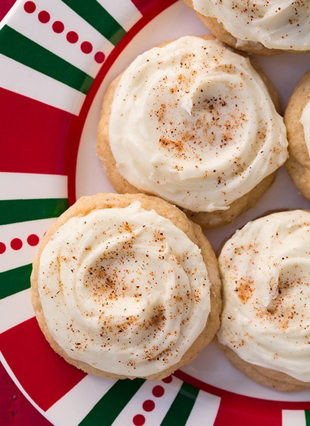 15 Christmas Cookie Recipes For A Sweeter Holiday   http://homemaderecipes.com/15-christmas-cookie-recipes/
