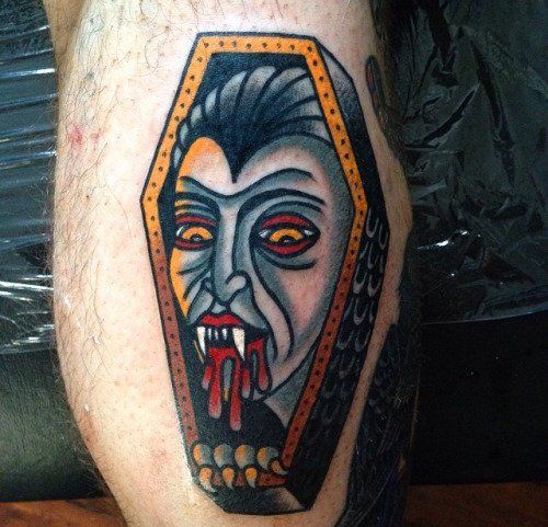 25+ Best Ideas About Vampire Tattoo On Pinterest