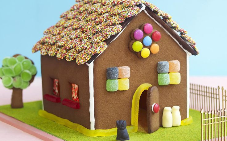 Gingerbread house recipe - By Australian Women's Weekly