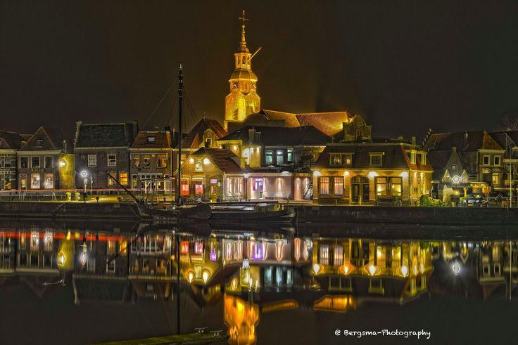 Workshop nachtfotografie Blokzijl