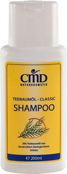 CMD Naturkosmetik - Teebaumöl Shampoo - 200 ml