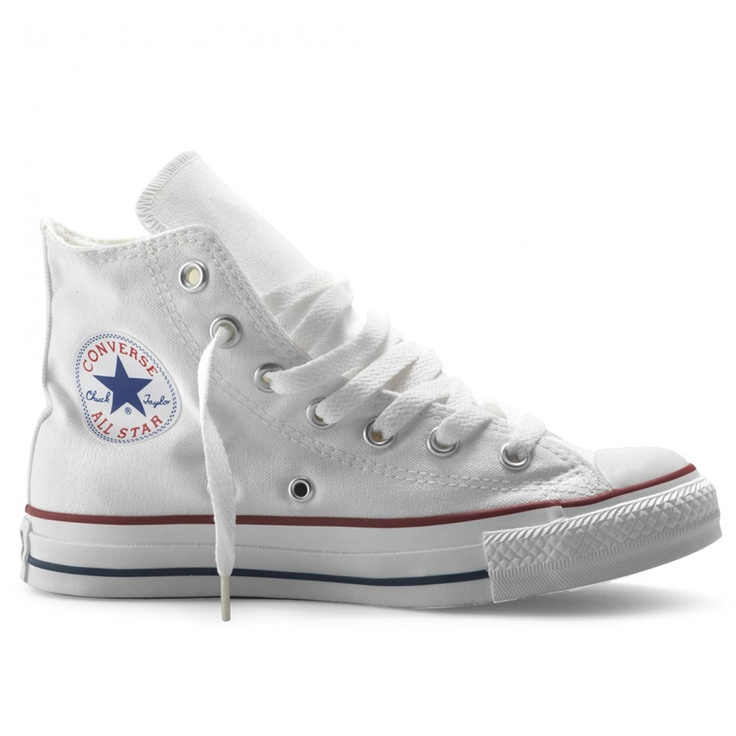 Converse All Star Optical White - www.