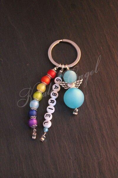 Toller Schlüsselanhänger mit jeden Namen möglich  :-) www.facebook.com/kreativ.engel