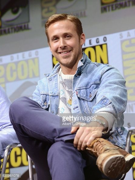 Ryan Gosling Comic-Con 2017