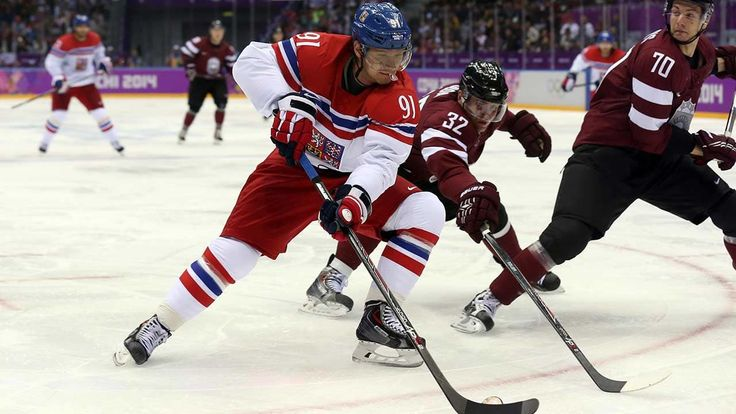 awesome NHL vet Martin Erat to lead Czech Republic men's Olympic hockey team