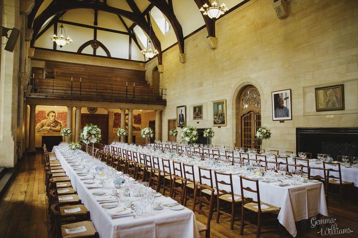 Rhodes House, Oxford. Wedding/Conference Venue.