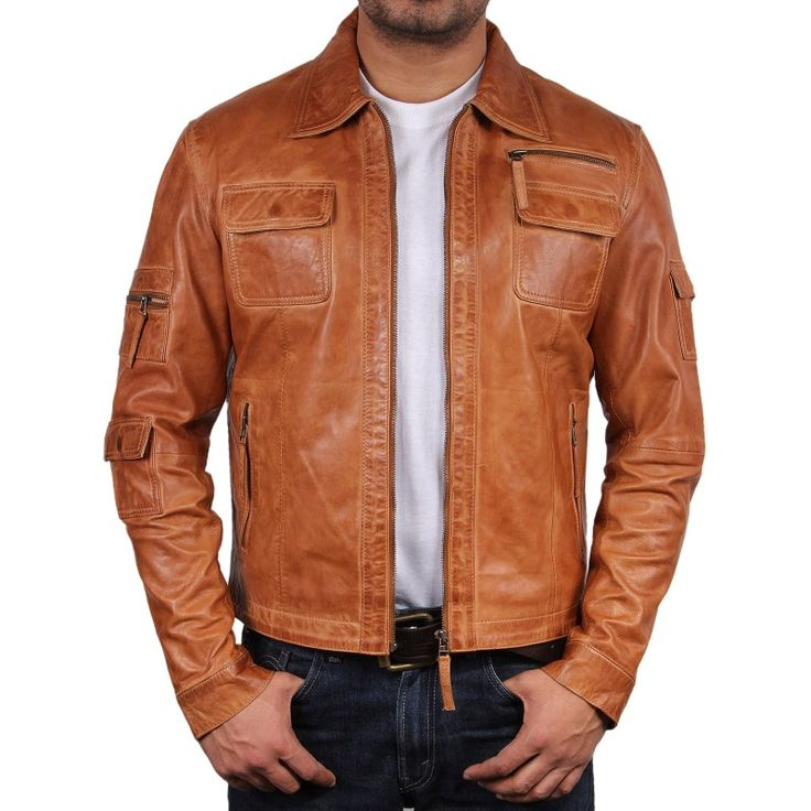 31 best leather jackets for men images on Pinterest | Jackets for ...