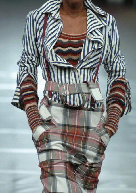 Vivienne Westwood by Taschen   Fashion Installation www.itsalight.co.uk #fashion
