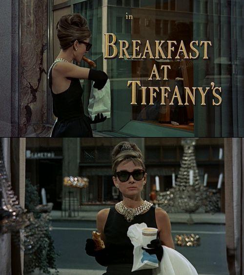 Breakfast At Tiffany's title screen