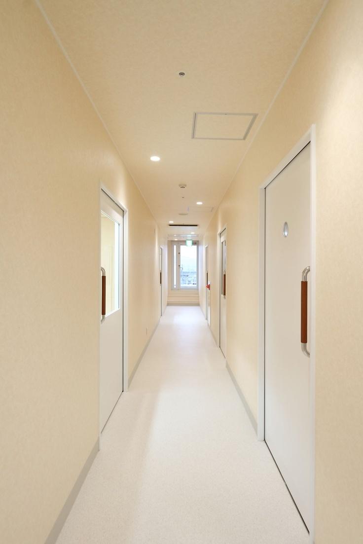 蒲郡厚生館病院様  ■増築 ■住所:愛知県蒲郡市 ■構造:鉄骨造 ■用途:医療施設