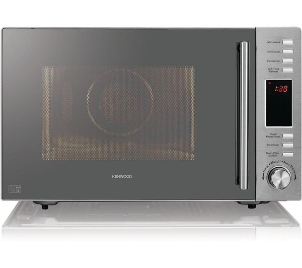 Buy KENWOOD K30CSS14 Combination Microwave - Stainless Steel | Free Delivery | Currys