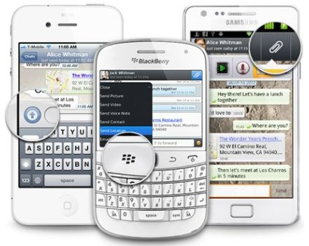 When people talk of the next Facebook , then the name at the front of most technology people s minds is WhatsApp Messenger. That in turn has caused a huge amount of interest in the proprietary messaging service, prompting us to feature it as the latest mobile app in our how to make an app series. #Whatsapp