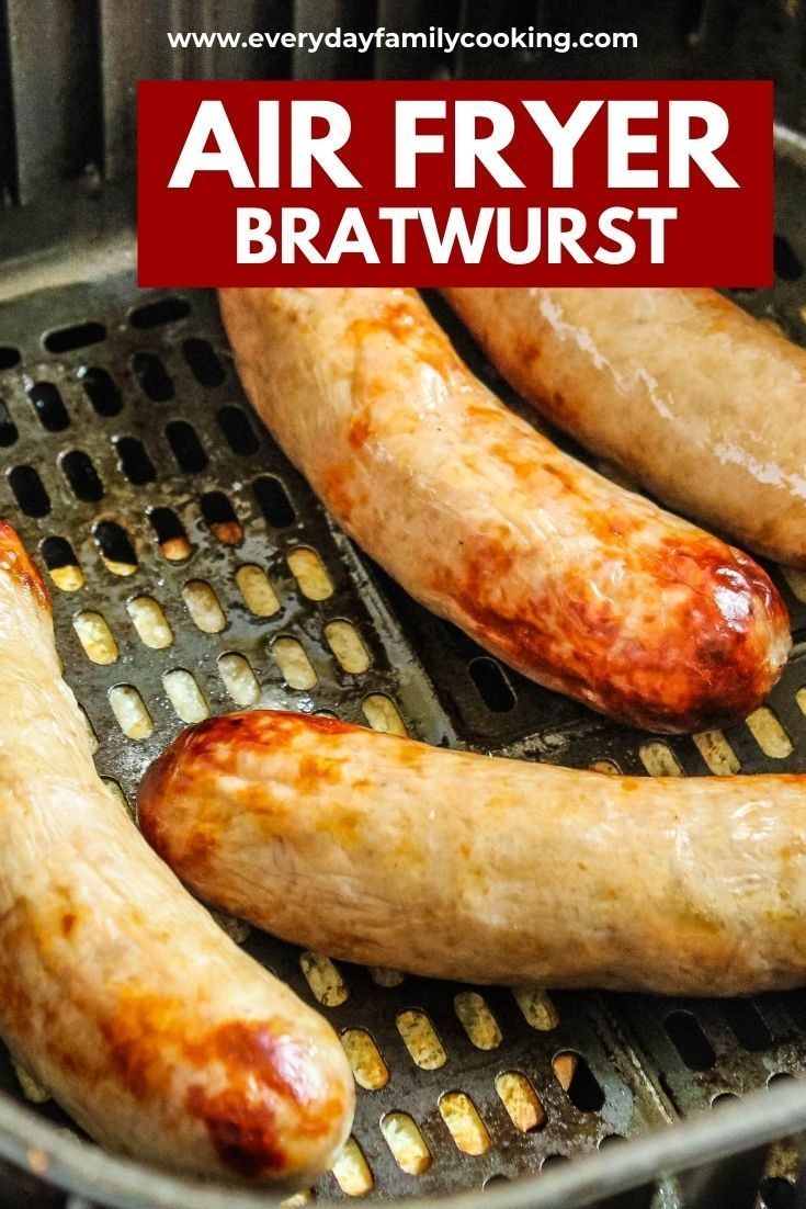 Air Fryer Sausage and Potatoes Dinner Recipe Air fryer